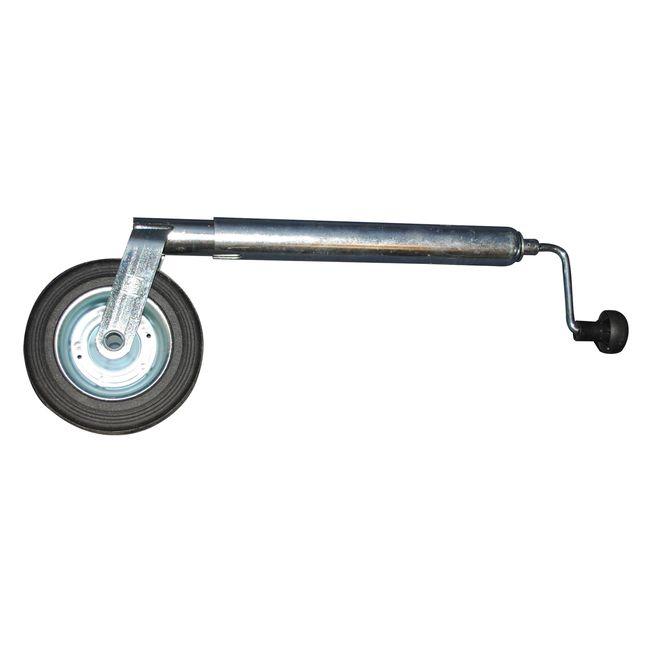 podporné koleso na prívesný vozík